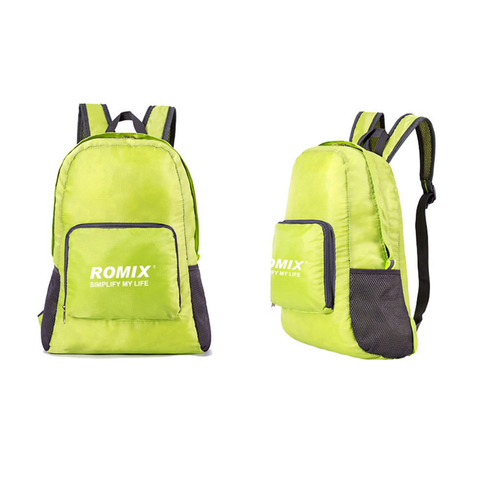 Рюкзак ROMIX 20 л Green