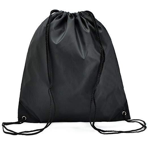 Cпортивная сумка Grand для одежды и обуви Черная (сумка-002)