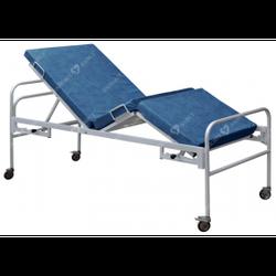 Кровать функциональная медицинская 3-х секционная Завет КФ-3М, без матраса (для лежачих больных, инвалидов)