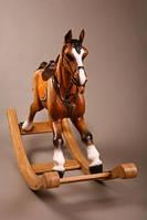 Лошадка-качалка купить киев