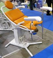Кресло гинекологическое КС-5РЭ с электрической регулировкой высоты
