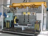 Пресс гидравлический насадочный модель П6736 усилием 4000кН