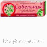 Сабельник, красный перец, согревающий (Флора Фарм,75мл.) гель бальзам