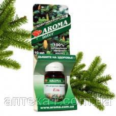 Эфирное масло ели,10мл-Повышает иммунитет, способствует быстрому восстановлению здоровья после тяжелых болезне
