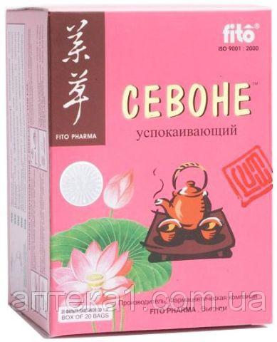 """Препарат від нервів """"Севоне""""(пакети №20Фито Фарм, В'єтнам)-натуральний препарат для лікування нервової системи"""