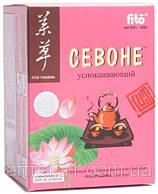 """Препарат от нервов """"Севоне""""(пакеты №20Фито Фарм, Вьетнам)-натуральный препарат для лечения нервной системы"""