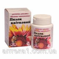 Пыльца цветочная (капс.№50,Украина)-общестимулирующее поливитаминное средство