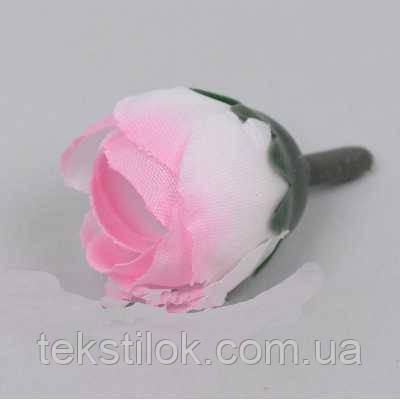 Головка рунункулюса мини розовый