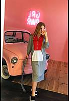Платьетрикотажное, фото 1