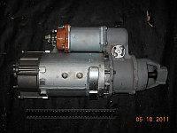 Стартер МАЗ, ЯМЗ-236 СТ142Т-3708000-10