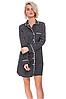 Платье домашнее женское MODENA DP102-2