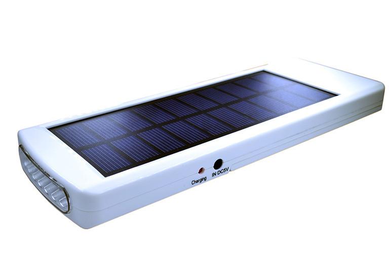 Светодиодный фонарь с солнечной батареей Solar Reading and Torch Light