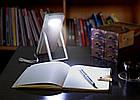 Светодиодный фонарь с солнечной батареей Solar Reading and Torch Light, фото 6