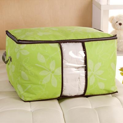 Сумка для одеял спанбонд обычный Genner Home салатовая 01107/02