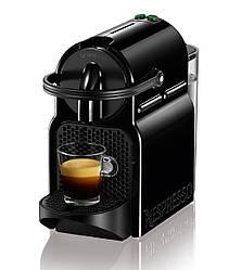 Кофемашина капсульная Nespresso Inissia Black  (Неспрессо)