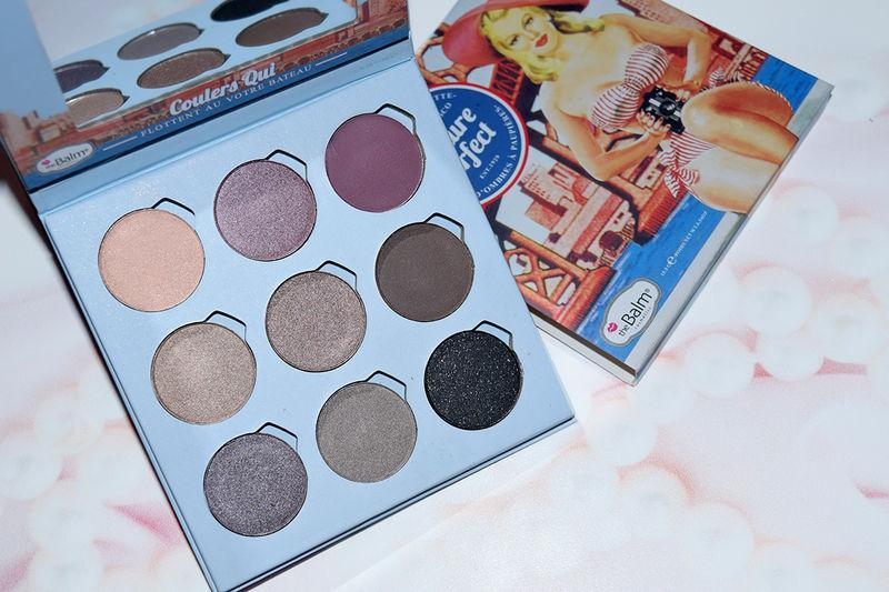 Тени для век The Balm Eyeshadow Palette Picture Perfect