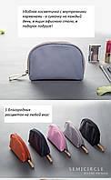 Косметичка с внутренними карманами  Genner Duo черная 01034/02, фото 1