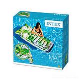 Пляжный надувной матрас - плот Intex 58778 Мохито, 178 х 91 см, фото 4