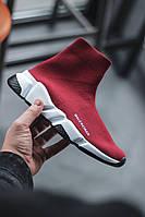 Жіночі кросівки Balenciaga Speed Trainer, Репліка, фото 1