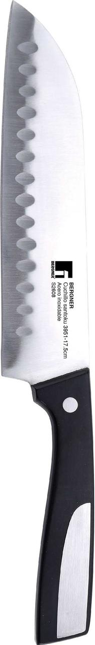 Нож сантоку 17.5 см Bergner Resa (BG-3951)