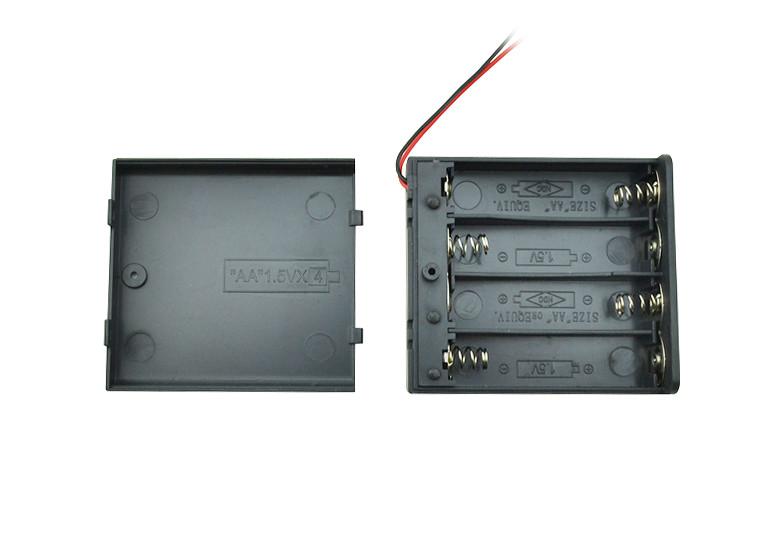 Блок для батареек 4xАА