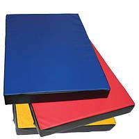 Мат гимнастический из ПВХ 100х80см SportBaby (Мат 100х80)