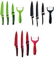 Набор ножей 4 пр. Renberg Razor (RB-2573)