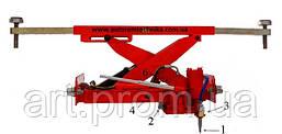 Траверса гидравлическая ножничная FC ТГН-250