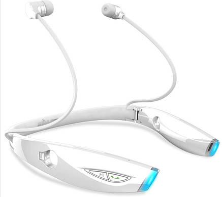Bluetooth-наушники Zealot H1 WHITE, фото 2