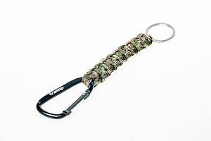 Брелок-паракорд Tramp для ключей, камуфляж