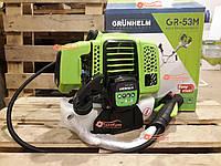 Бензиновая мотокоса Grunhelm GR-53M, фото 1