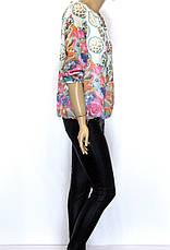 Нарядна шифонова блузка , фото 2