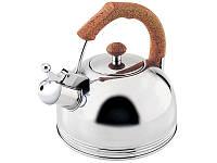 Чайник со свистком 2.3 л  Wellberg Whistling (WB-507)