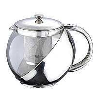 Чайник заварочный 750 мл Wellberg Florence (WB-6875)