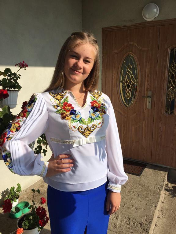 Вишиванки Качмар Люби, м. Рудки (Львівська обл.)
