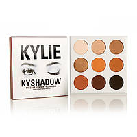 Палетка теней для век Kylie Cosmetics Kyshadow The Bronze Palette
