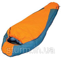 Спальный мешок Tramp Oimykon оранжевый/серый L