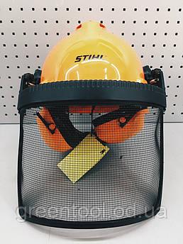 Шлем STIHL SPECIAL с наушниками и металлической сеткой