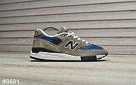 Мужские кроссовки New Balance 998, Реплика, фото 1