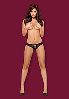 Сексуальные трусики S/M|L/XL FIGI OBSESSIVE 868-PAN-1 Женское интимное белье Польша