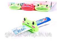 Пресс,зажим для выдавливания тюбиков зубной пасты,полигеля и похожих тюбиков,2 вида (жабка и губки), фото 9