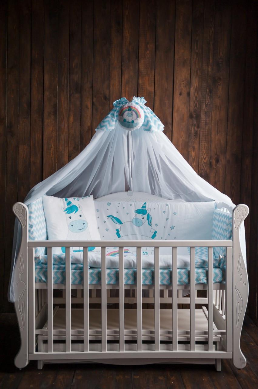 Комплект для детской кроватки MAGIC TIME