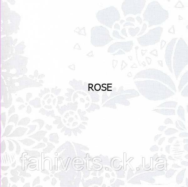 Рулонні штори Закритого типу ROSE
