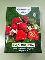 Набор для выращивания клубники на подоконнике - Чудо-ягодница Сказочный сбор