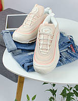 Жіночі кросівки Air Max 97 Pink, Репліка, фото 1