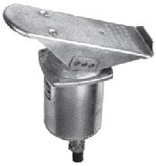 Педальный переключатель P10 / P11 W. GESSMANN GmbH (Гессманн), фото 1