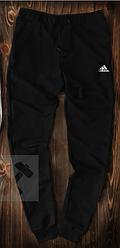 Чоловічі чорні спортивні штани Adidas топ репліка