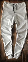 Чоловічі спортивні штани сірого кольору