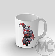Кружка Ant-Man (Человек-Муравей)   Кружка Человек Муравей   Чашка Людина Мураха