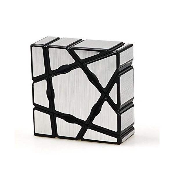 Кубик YJ 3x3x1 Ghost Mirror blocks (Вайджей 3х3х1 Зеркальний)